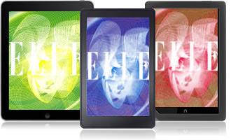 ELLE iPad App